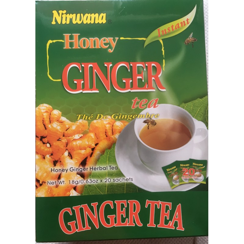 Honey Ginger Tea
