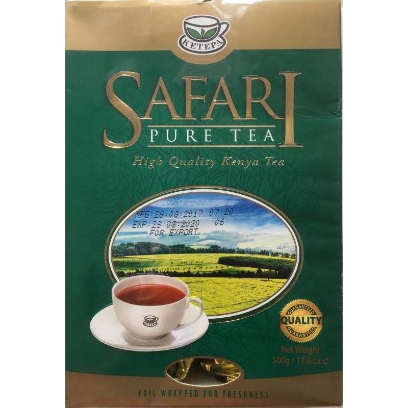 Safari Tea
